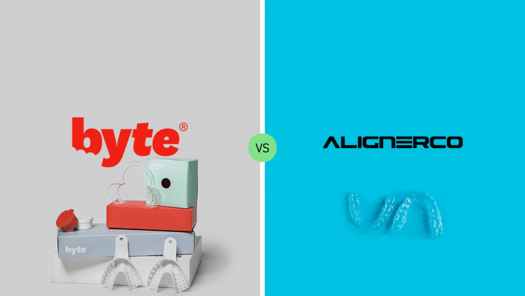 Byte vs AlignerCo Featured Image
