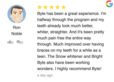 Byte review 1